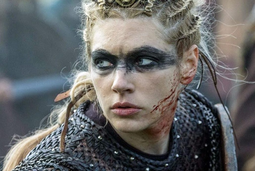 Vikings showrunner hints Lagertha's new relationship is 'dangerous' for her future