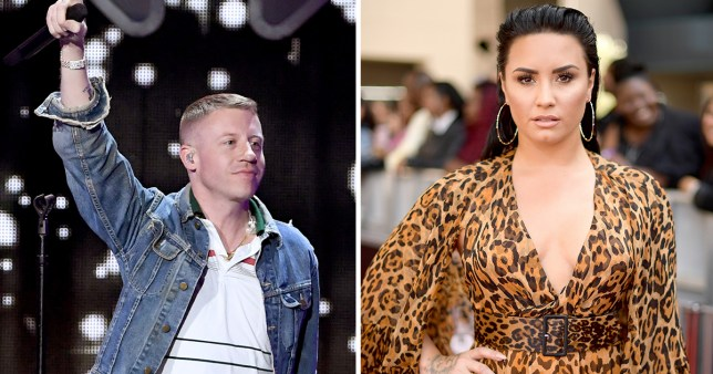 Macklemore offers Demi Lovato words of encouragement