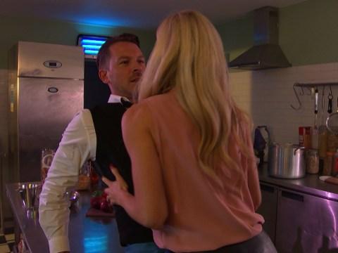 Hollyoaks spoilers: Mandy and Darren rekindle their affair