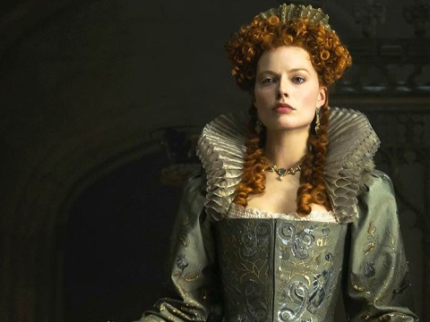 Margot Robbie and Saorise Ronan fight for the English throne in Mary Queen Of Scots trailer