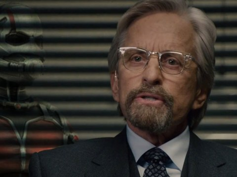 Michael Douglas can't name a single other MCU character outside of Ant-Man And The Wasp