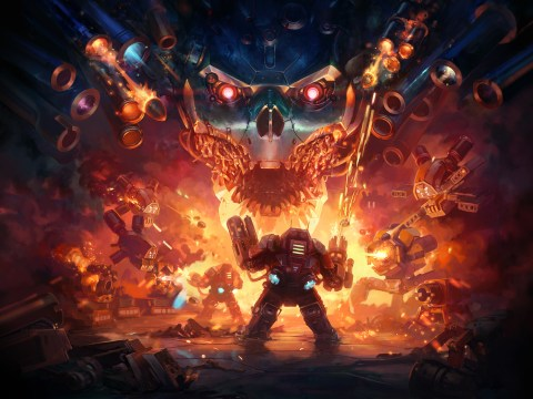 Mothergunship review – the biggest guns in gaming