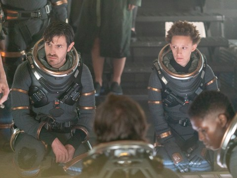 George RR Martin's new TV show Nightflyers gets freaky trailer debut at Comic-Con