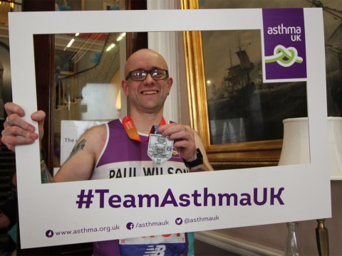 25 resuscitations, 48 hospital visits and countless lost moments made me realise I needed to manage my asthma properly