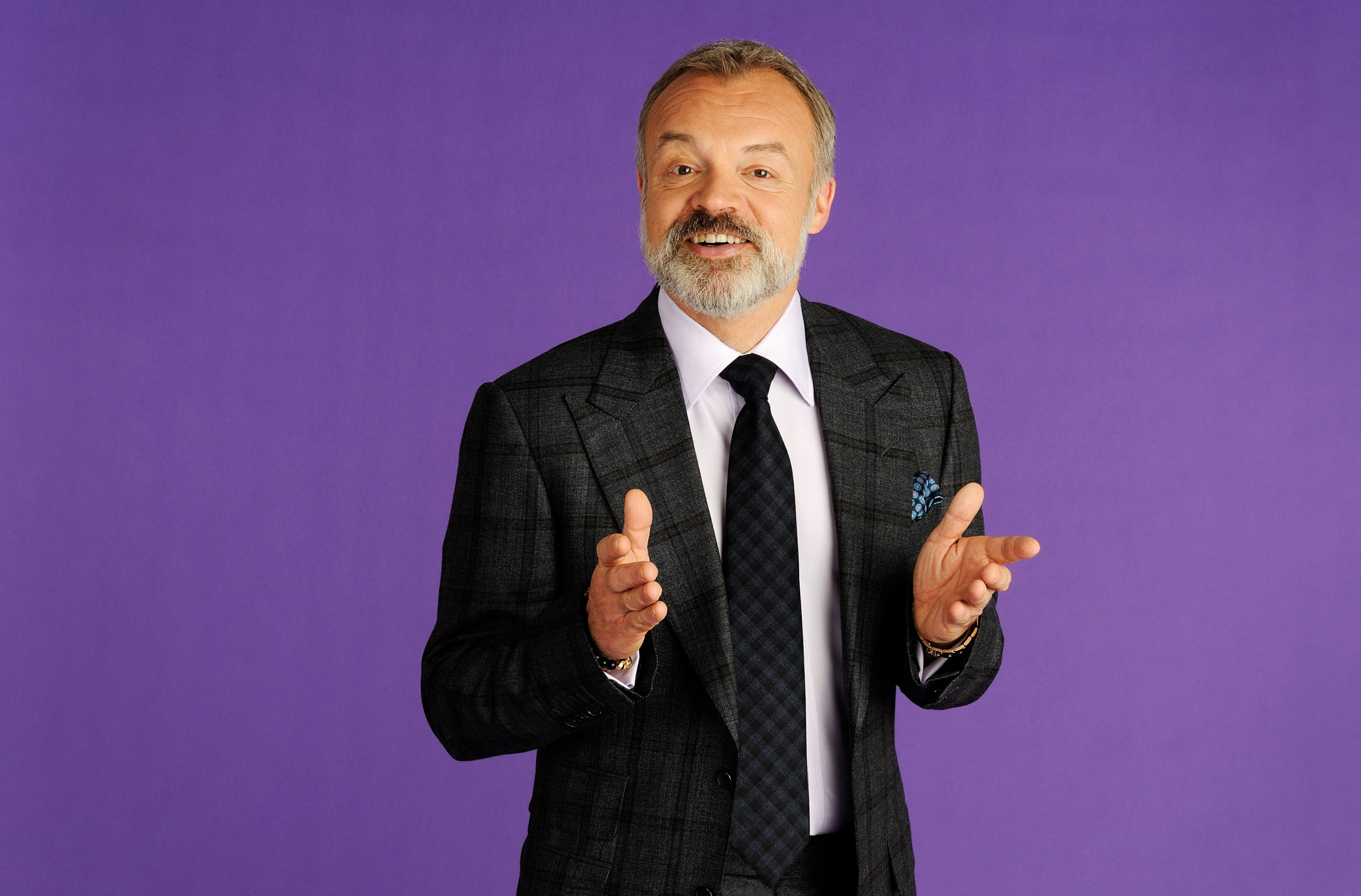 Television Programme : The Graham Norton Show - TX: n/a - Episode: n/a (No. n/a) - Picture Shows: Graham Norton - (C) So Television - Photographer: Christopher Baines