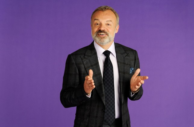 Graham Norton hosts The Graham Norton Show