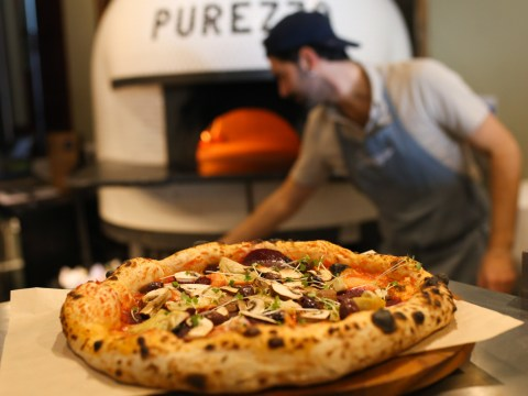 Vegan pizzeria launches England's first dairy-free cheese factory