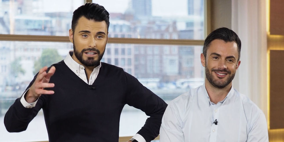 Rylan Clark reminds us why Pride is so important as he reveals: 'I feel uncomfortable holding my husband's hand'
