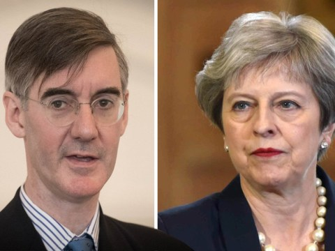 Theresa May faces leadership battle from up to 20 MPs if Brexit fails