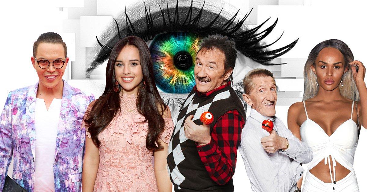 CBB rumoured contestants comp