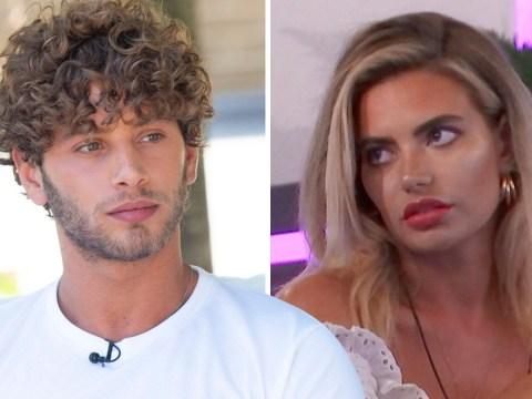 Love Island's Eyal throws shade at Megan as he hints she has 'ulterior motives'