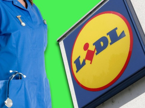 Nurse quit NHS to stack shelves in Lidl for 'better pay and less stress'