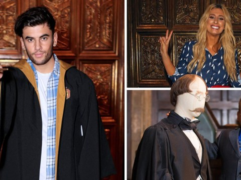Niall Aslam, Stacey Solomon and more get tested on their Harry Potter knowledge by Warwick Davis