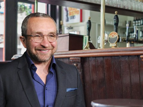Don't let Eddie Marsan put you off pubs, they can be the greatest places on the planet