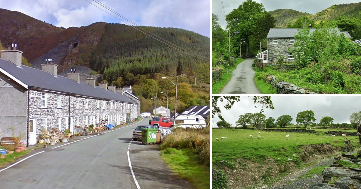 This whole village is on sale for less than the price of a luxury London flat