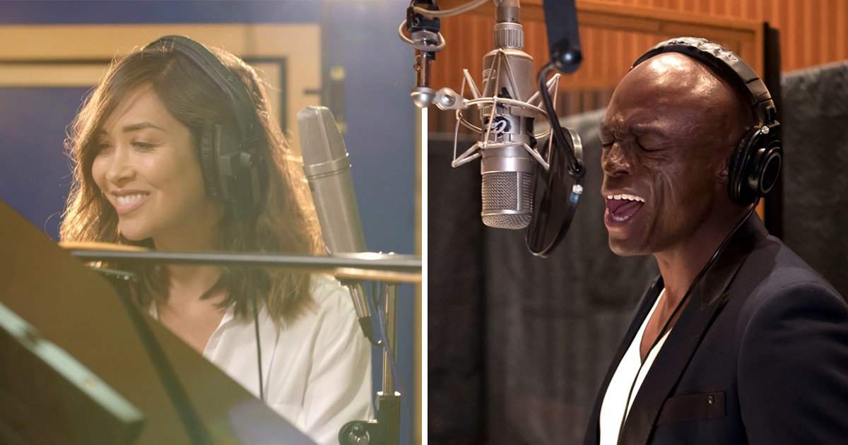 Seal opens up about Lupus battle as he teams up with Myleene Klass and Nile Rodgers for NHS charity single