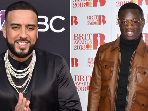 French Montana gives shout-out to J Hus at Wireless Festival after he was dropped from the line-up