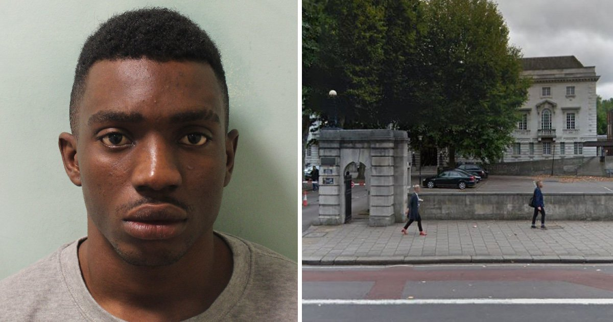 Man, 22, who grabbed girl, 13, and filmed himself raping her jailed for 11 years