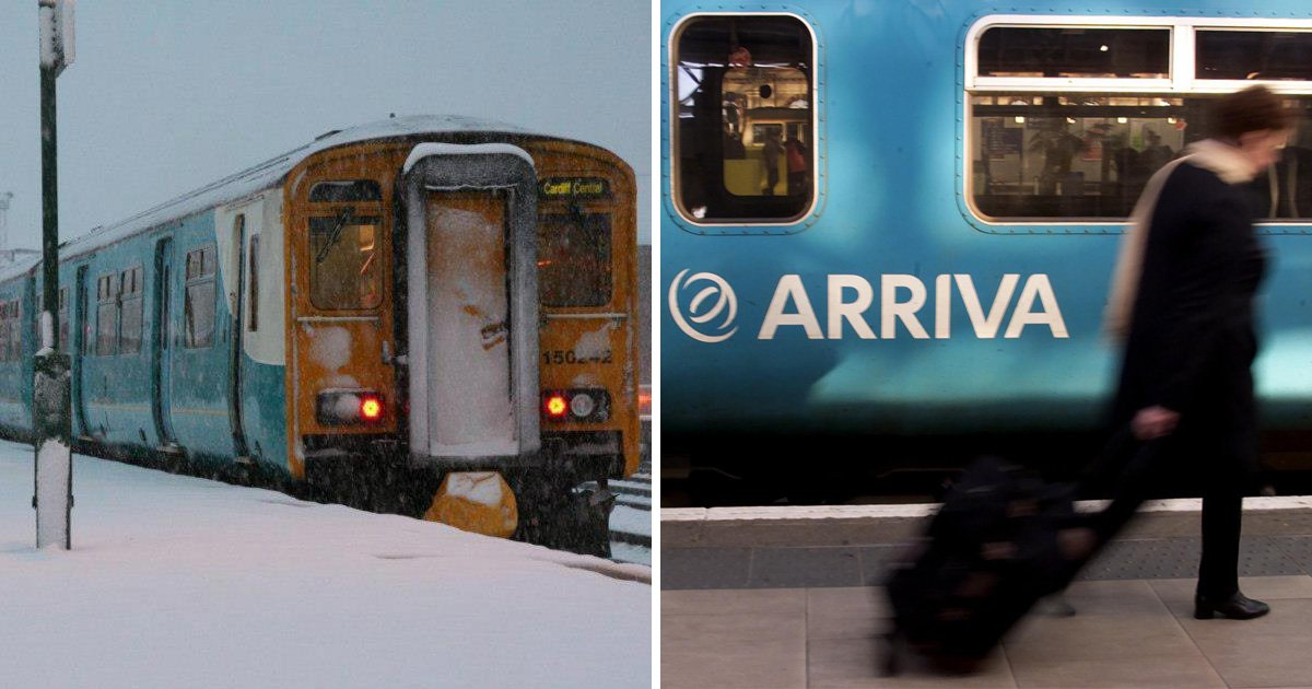 Train company blames bad weather for rise in complaints