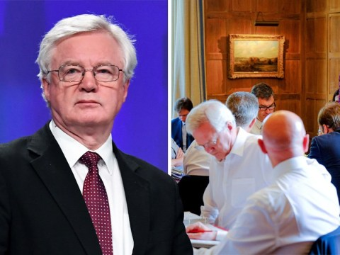 David Davis quits as Brexit secretary over May's plan to leave EU