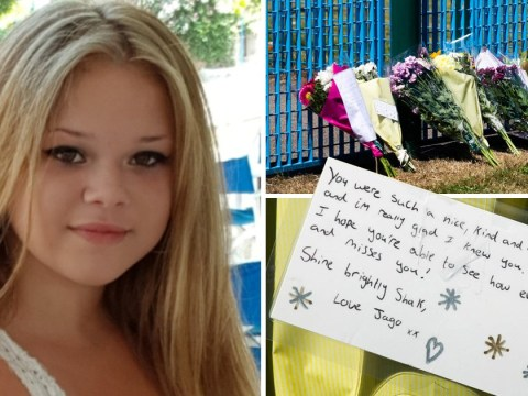 Family pay tribute to girl, 15, who died after taking 'unknown substance'
