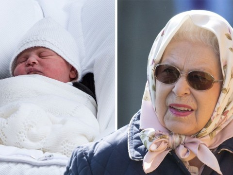 Queen to miss christening of Prince Louis
