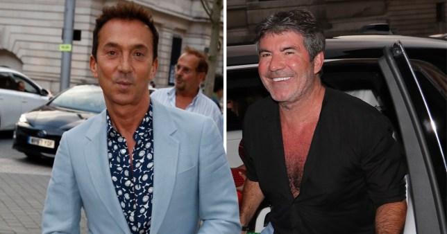 Simon Cowell wants Bruno Tonioli for his new show