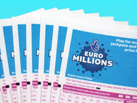Someone in the UK is sitting on a £58,000,000 EuroMillions jackpot