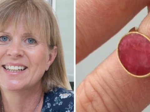Mum shocked £120 ring tied to helium balloon floated out of back door