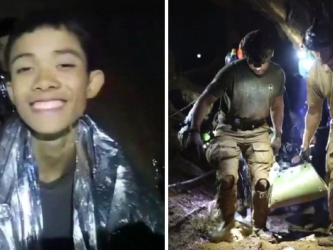 Thai boy who had birthday in cave will get a massive cake