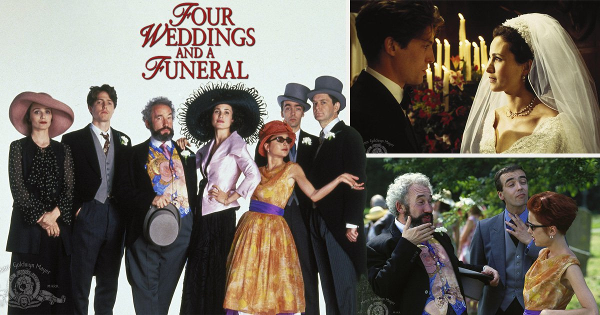 Will there be a Four Weddings And A Funeral sequel? Anna Chancellor reveals cast reunion