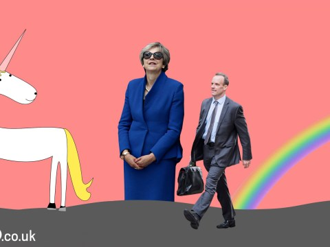 Theresa May's Brexitland is still a place of fantasy nobody wants to visit