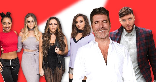 Simon Cowell left with three X Factor winners on label Syco