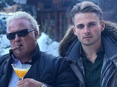 Thought Dani Dyer had the hardest dad in Love Island? Wait until you see Charlie's millionaire father