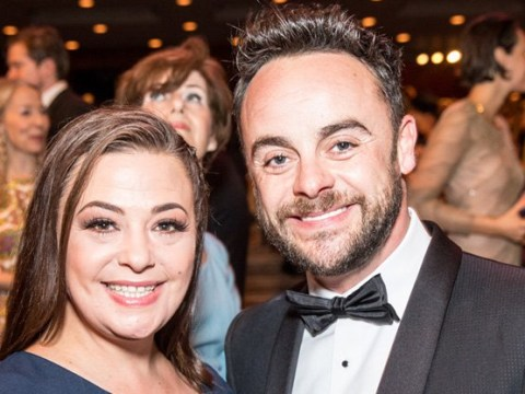 Whatever's happening with Lisa Armstrong's split from Ant McPartlin – her eyebrows are on fleek