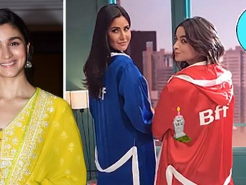 Alia Bhatt and Zoya Akhtar lead birthday wishes for Bollywood BFF Katrina Kaif