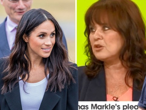 Coleen Nolan calls for Meghan Markle to reconcile with her father as she demands answers from royal family