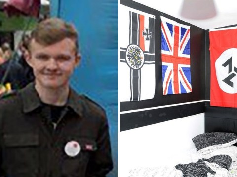 Inside bedroom of Nazi-obsessed teenager who owned 'Big Book of Mischief' terror manual