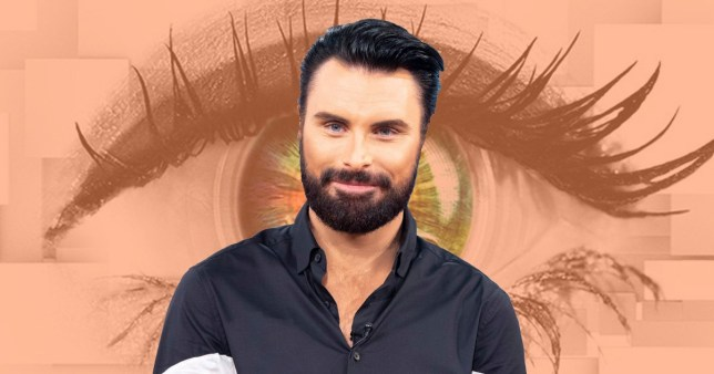 Rylan Clark-Neal has teased some huge Big Brother news - and we're officially excited (Picture: Channel 5/Rex/Shutterstock)