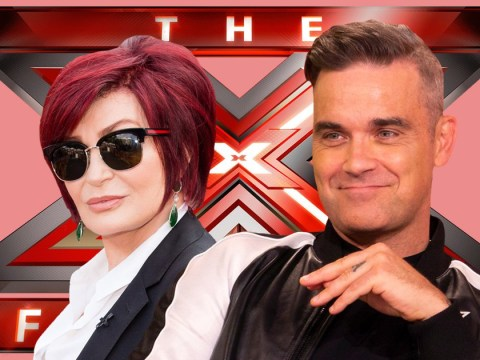 X Factor 2018: Robbie Williams already replaced by Sharon Osbourne for live shows as panel is announced today