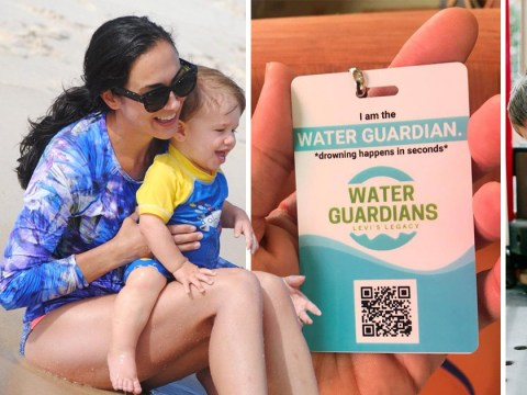 After a three-year-old drowned in a pool, his mum wants to introduce Water Guardians