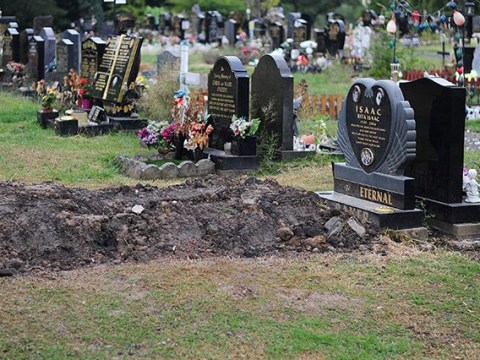 Body of 'underworld hardman' exhumed after grave raided twice in a week
