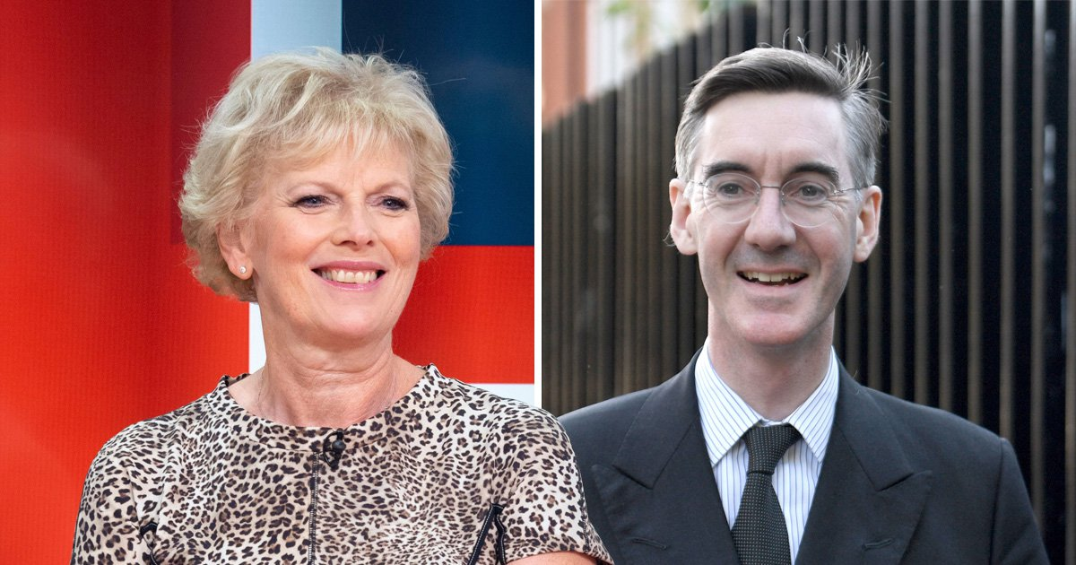 Anna Soubry says Jacob Rees-Mogg is actually running the country