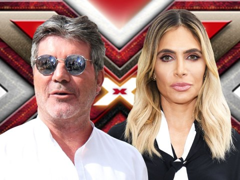 How did Ayda Field land The X Factor job? Simon Cowell reveals it was down to his wife Lauren Silverman