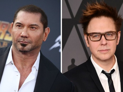 Dave Bautista wanted out of his Marvel contract if James Gunn did not return to Guardians Of The Galaxy