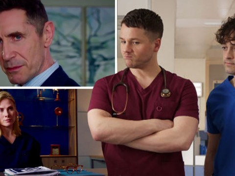 Holby City review: Love and lemons for Lofty and Dominic
