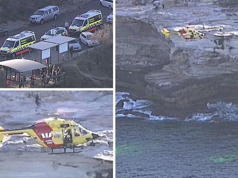 British tourist dies 'while taking selfies' at edge of cliff in Australia
