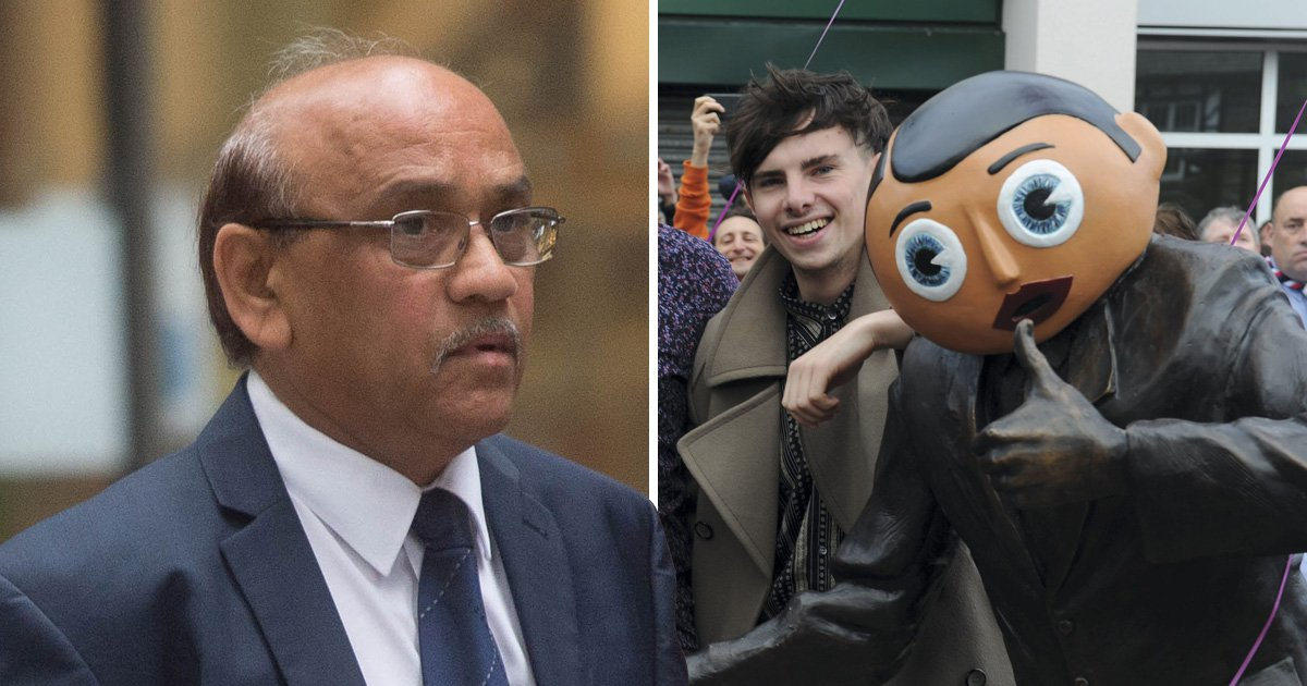 Frank Sidebottom creator's son died in crash 'spaced out' on lager and drugs