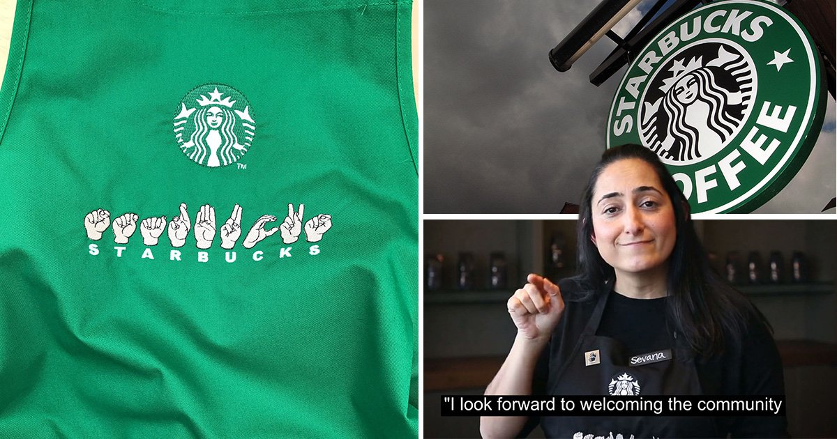 Starbucks introduces store with staff who know sign language