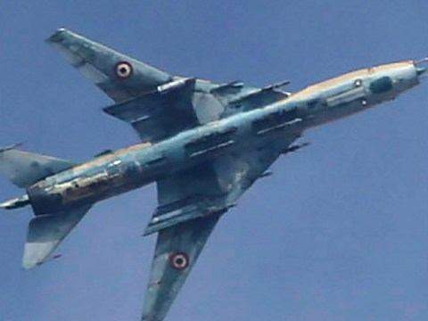 Israel shoots down Syrian fighter jet for entering its airspace